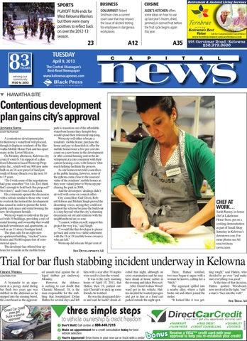 3d2ab9444f77 Kelowna Capital News