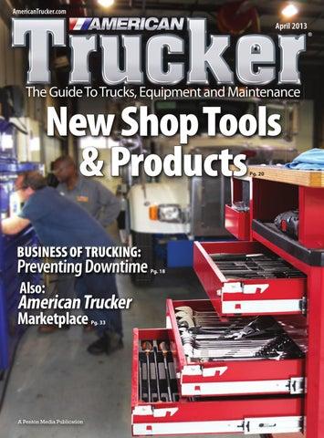 American Trucker Central April Edition