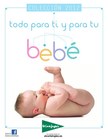 Catalogo - El corte Ingles - Bebe abril 2013 by Revistas En linea ...