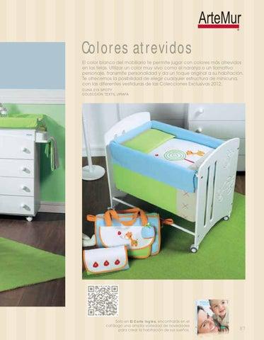 Catalogo El Corte Ingles Bebe Abril 2013 By Revistas En Linea