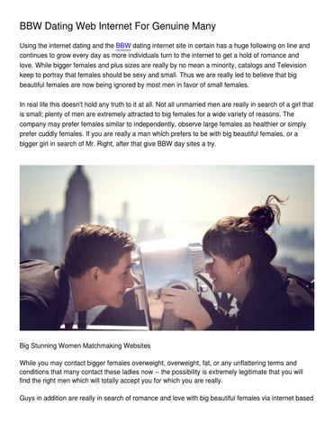 bbw dating website