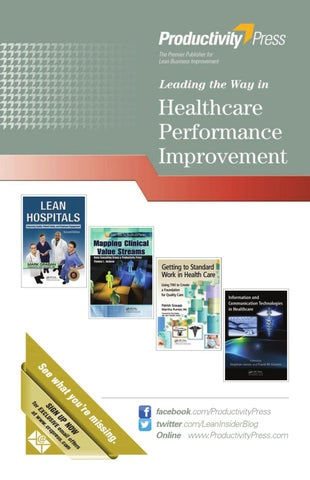 utilizing the 3ms of process improvement in healthcare a roadmap to high reliability using lean six sigma and change leadership