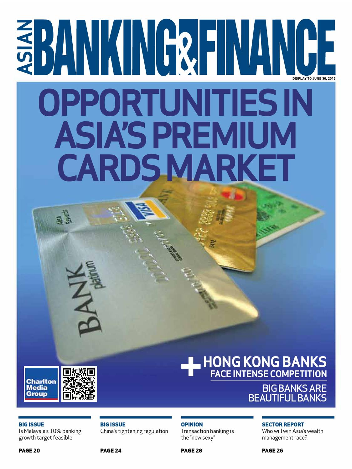 Asian Banking and Finance by Charlton Media Group - issuu