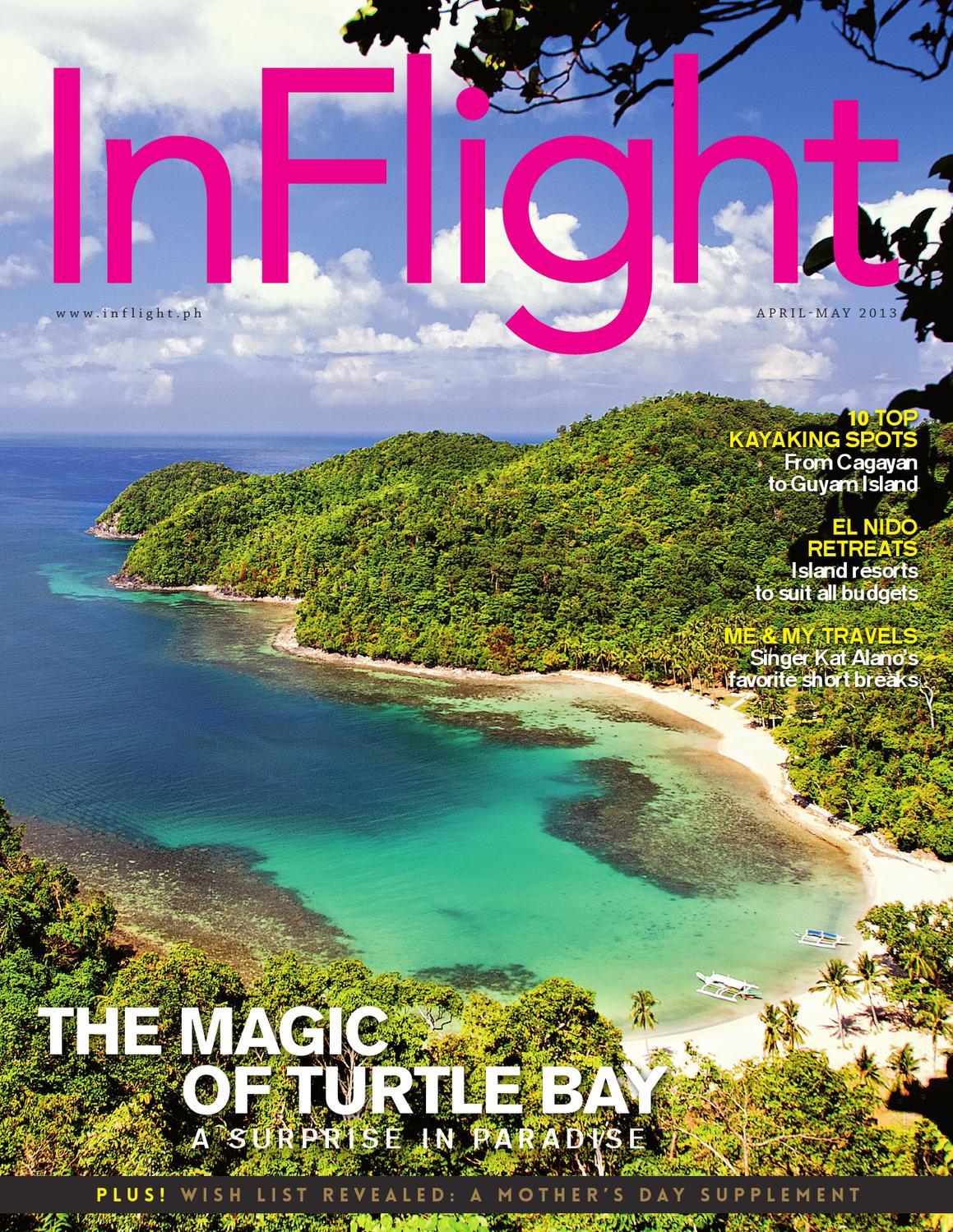 InFlight April-May 2013 by Dornier Media - issuu