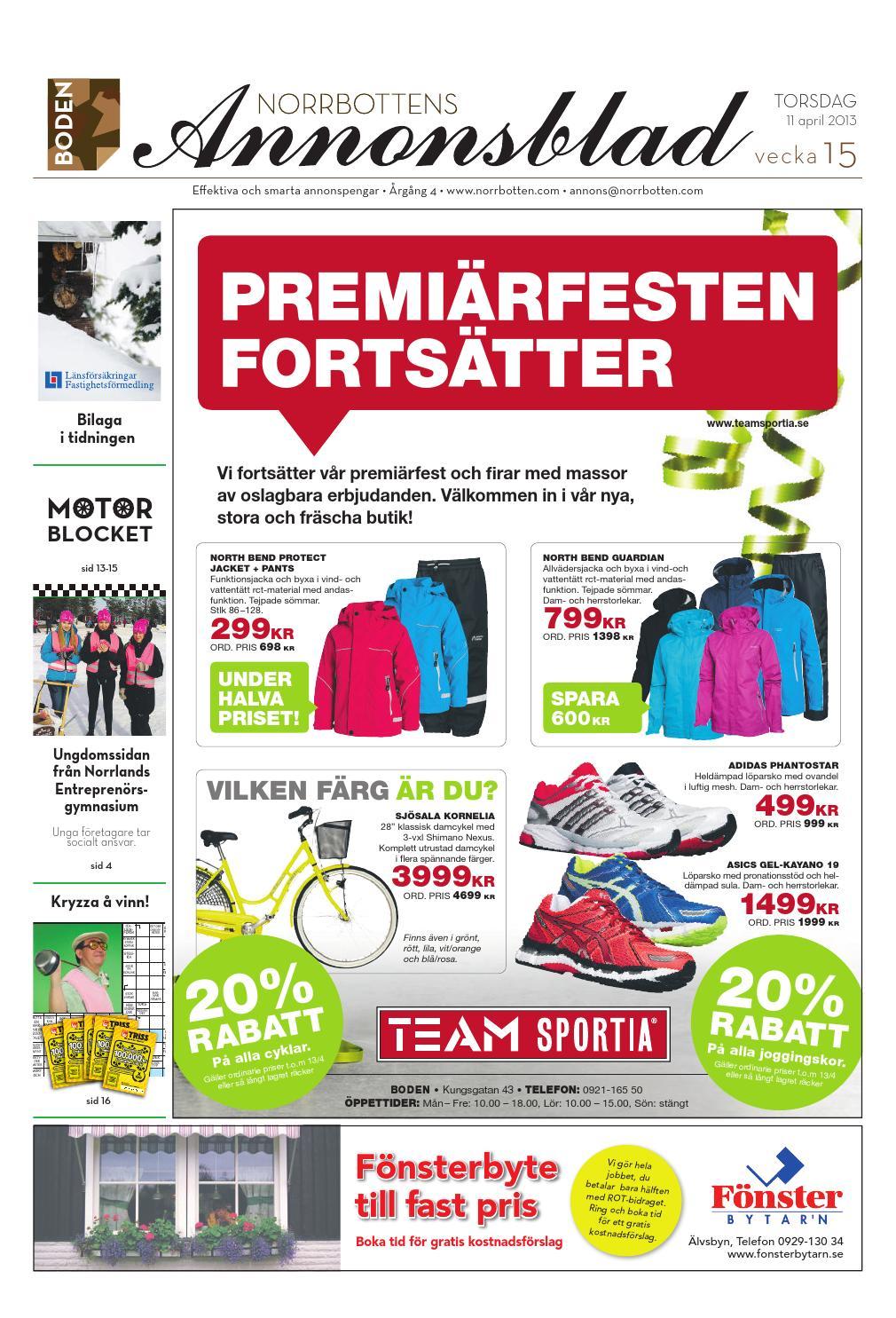 cheaper 189b8 7b09d Boab 2013 vecka15 by Svenska Civildatalogerna AB - issuu