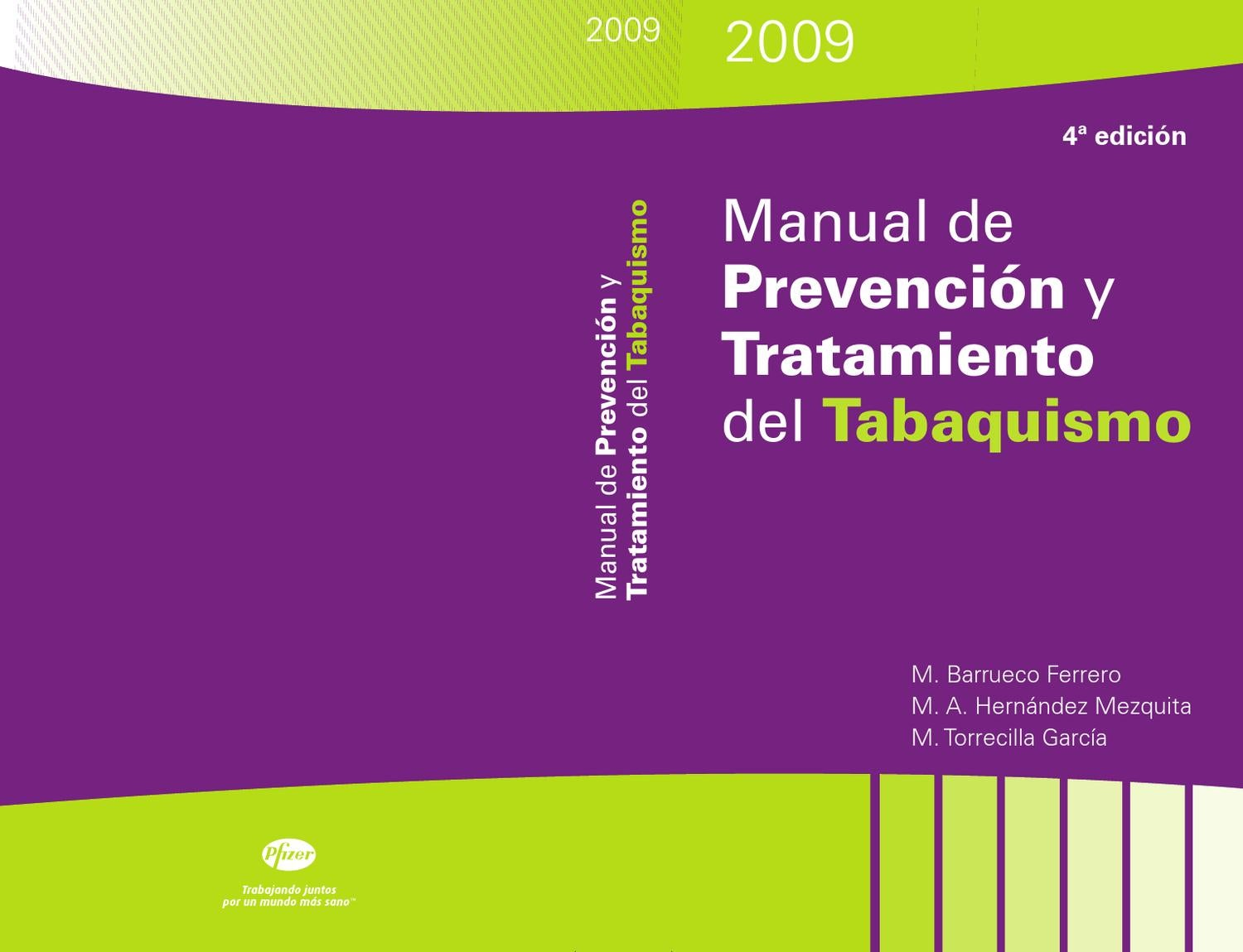 Manual de Tabaquismo. 4ª Edición by SEPAR - issuu
