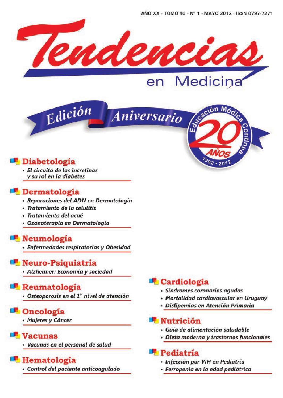 Tendencias En Medicina Vol 40 By Farmanuario Issuu