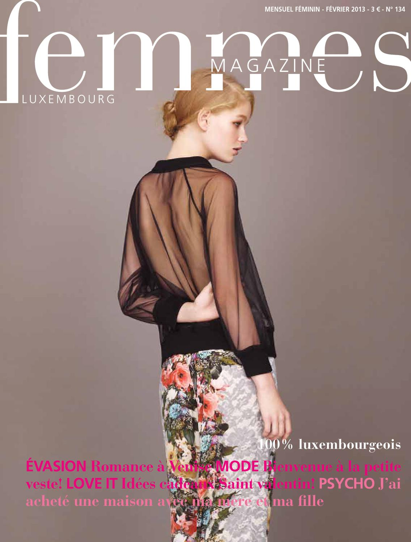 Femmes Magazine 134-fevrier 2013 by alinea communication - issuu 2d96bfbec2ed