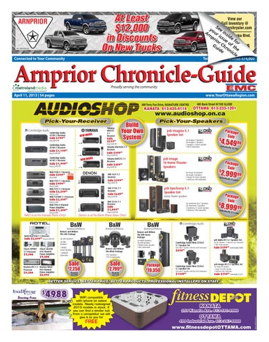 133ce5f443ce Arnprior Chronicle Guide by Metroland East - Arnprior Chronicle ...