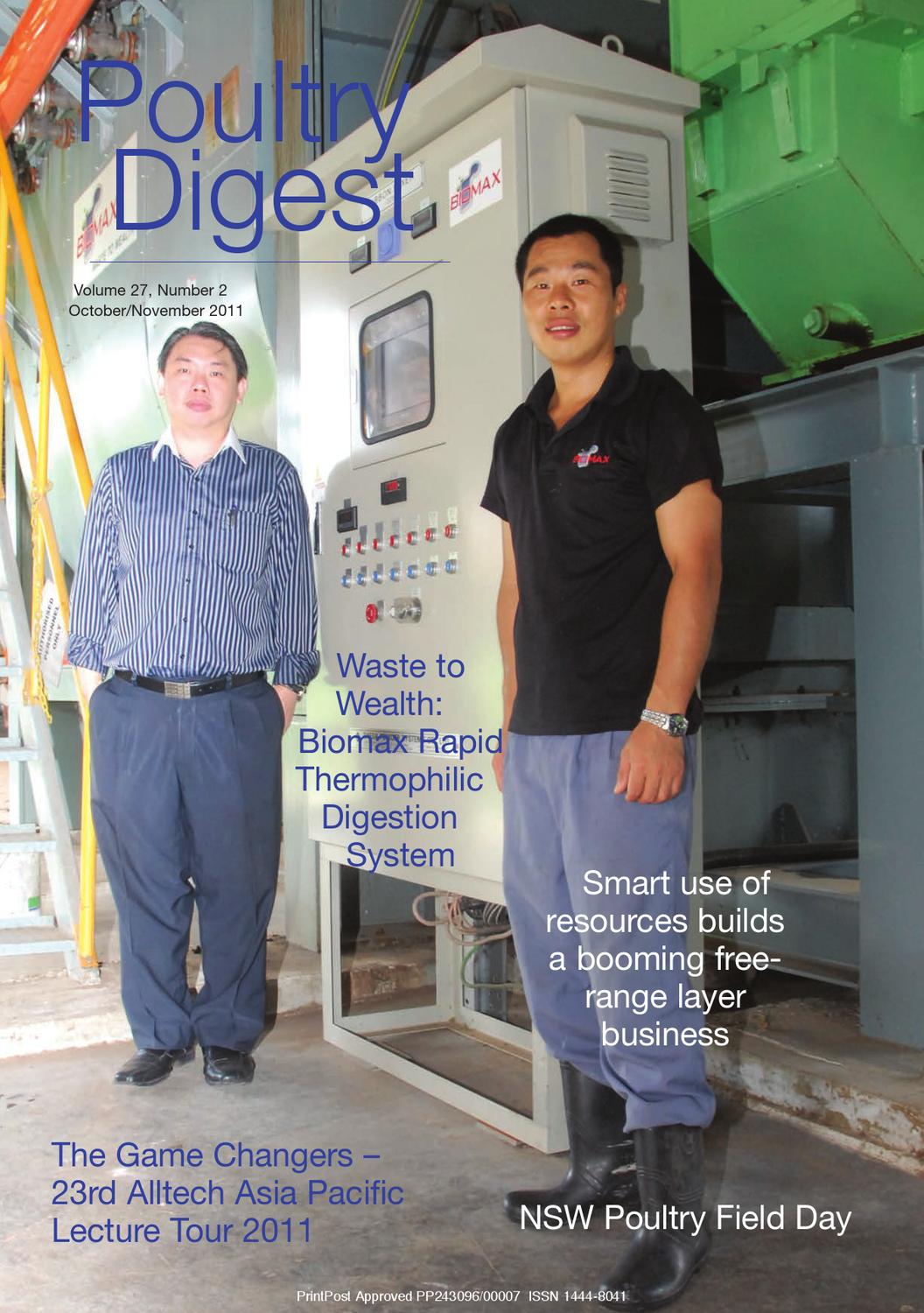 poultry digest october november 2011 by primary media issuu