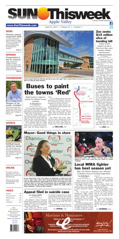 SUN Thisweek Apple Valley by Sun Thisweek - issuu 71e82bdb8