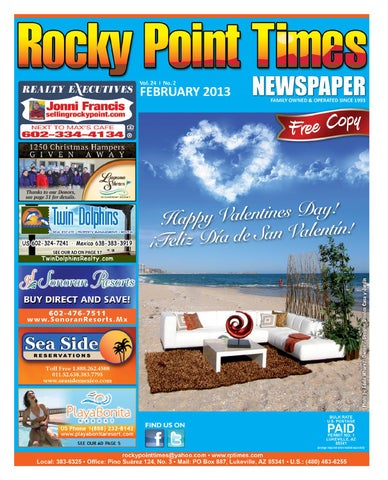 Rocky Point Times February 2013
