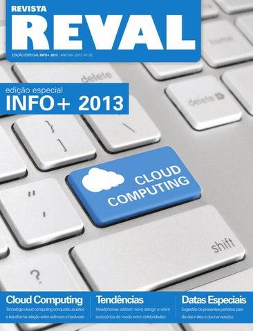 9c8ad55bf Revista Reval Info+ 2013 by Reval Atacado de Papelaria Ltda. - issuu