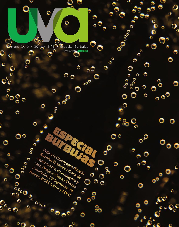 Revista UVA Especial Burbujas - Nº3 Año 2011 by Constanza Barros - issuu 376cc91749412