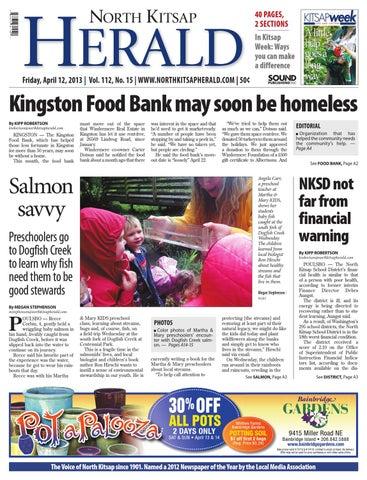North Kitsap Herald April 12 2013 By Sound Publishing Issuu