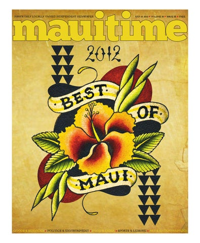 dec08fa2 16.05 2012 Best of Maui, July 19, 2012, Volume 16, Issue 05 by Maui ...