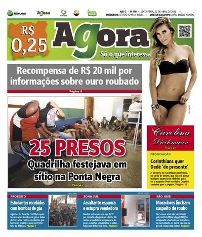 4d76c971d Agora - 12 de abril de 2013 by Amazonas Em Tempo - issuu