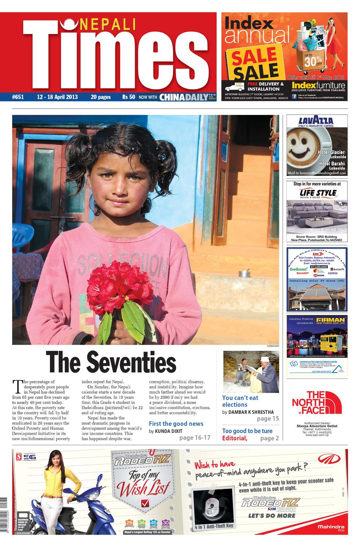 Nepali Times April 12-18 2013 by Nepali Times - issuu