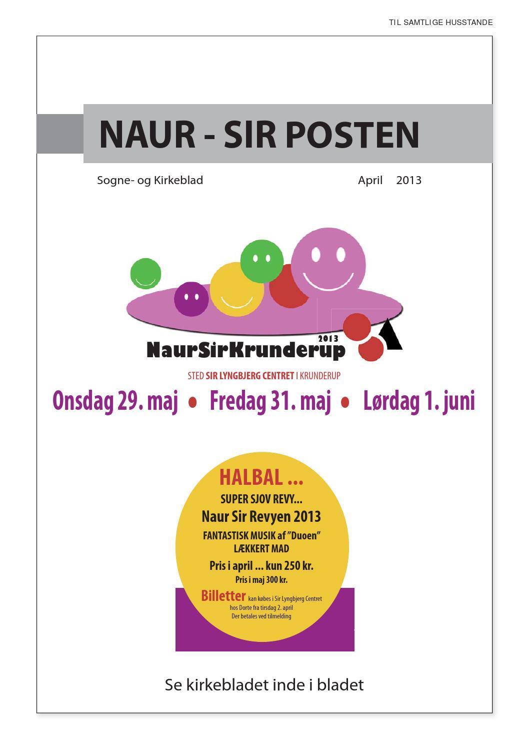 73568825 Naur-Sir Posten 04.2013 by Naur-Sir Posten - issuu