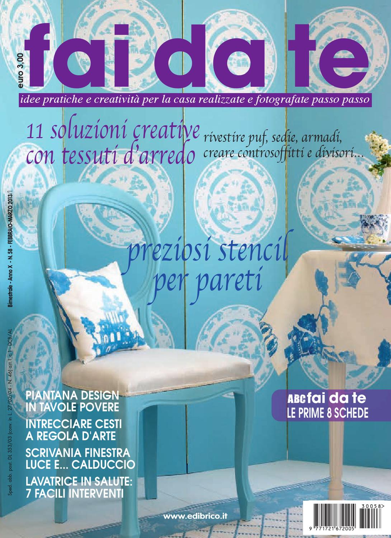 Fai da te Febbraio-Marzo 2013 by Edibrico - issuu a76c6c01ad5f
