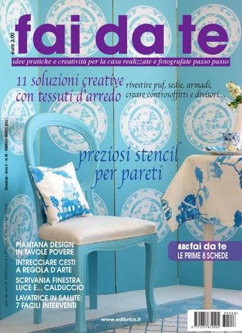 abc6a2c920 Fai da te Febbraio-Marzo 2013 by Edibrico - issuu