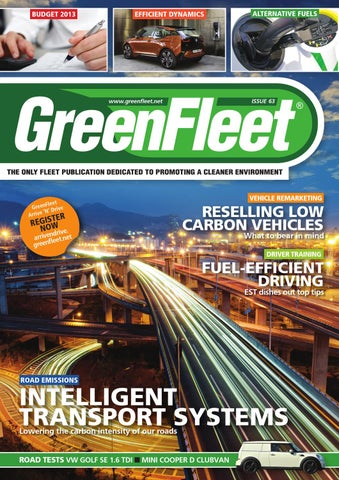 cd4b7709f GreenFleet 63 by PSI Media - issuu