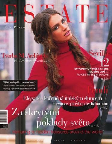 Estate The Prague Magazine 10 2011 by Conventia Events s.r.o. - issuu 4be1abc8a29