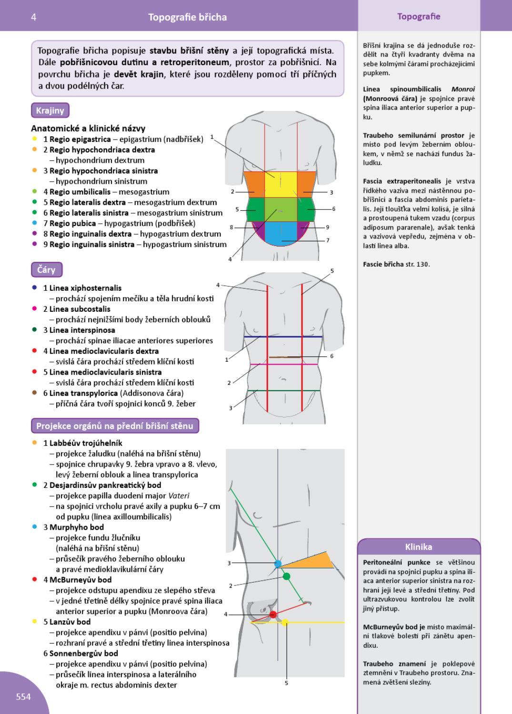 Memorix Anatomie By Radovan Hudak