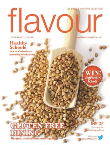dfab72936d9 Flavour South West Issue 58 by Flavour Magazine - issuu