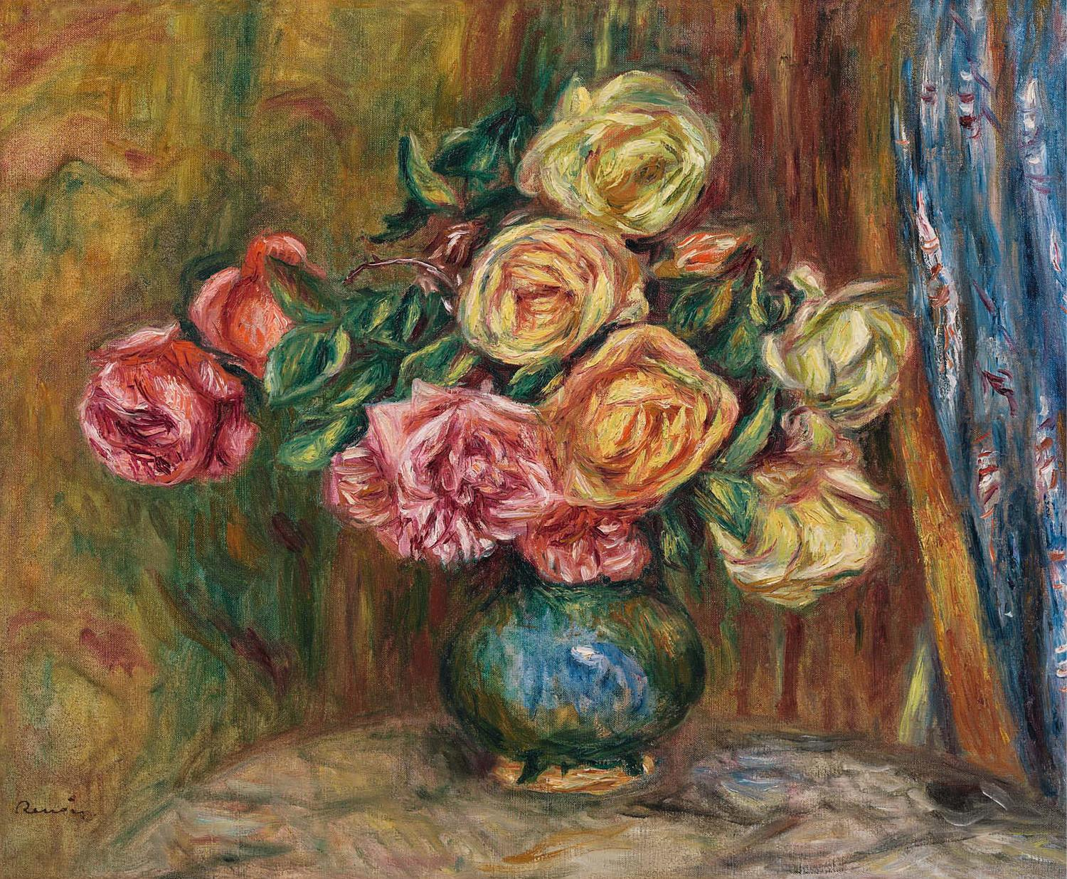 La Vie En Rose French Paintings 1840 1940 By Artsolution Sprl Issuu