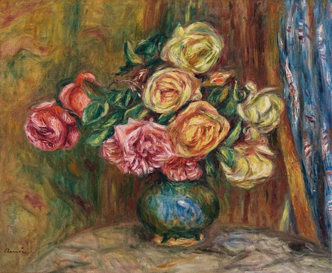 La Vie en Rose - French Paintings 1840 – 1940 by ArtSolution sprl ... a1bc2fab3d64