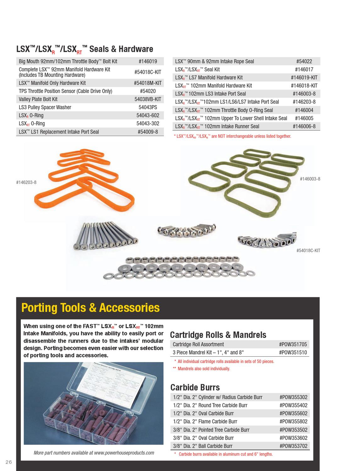 2012 FAST Catalog by COMP Performance Group™ - issuu