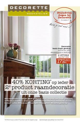 Folder Decorette Elburg by Renate Doorn - issuu