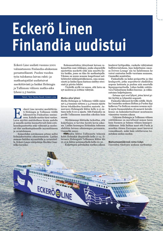 Eckerö line uusi laiva