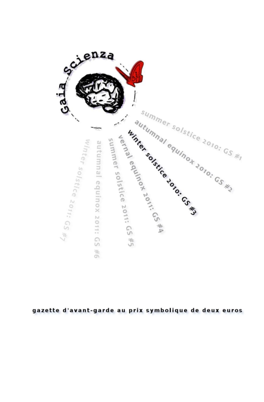 Scienza issuu Urbaine 3 Centre d'Ecologie by Gaïa ulKJ3FcT1