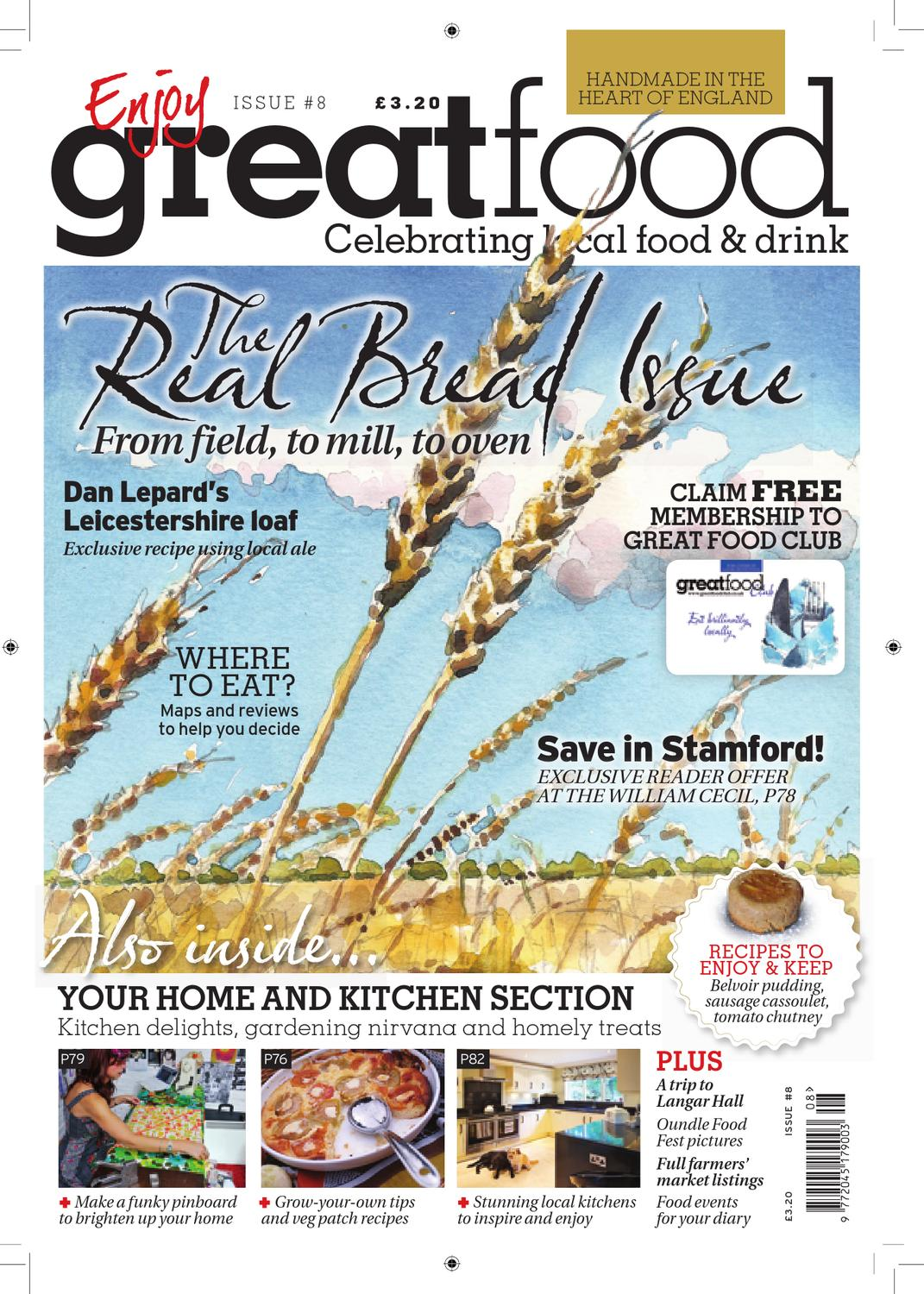7. Great Food Magazine Sept/Oct 2011 by Great Food Club - issuu