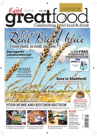 daccf1064f 7. Great Food Magazine Sept/Oct 2011 by Great Food Club - issuu