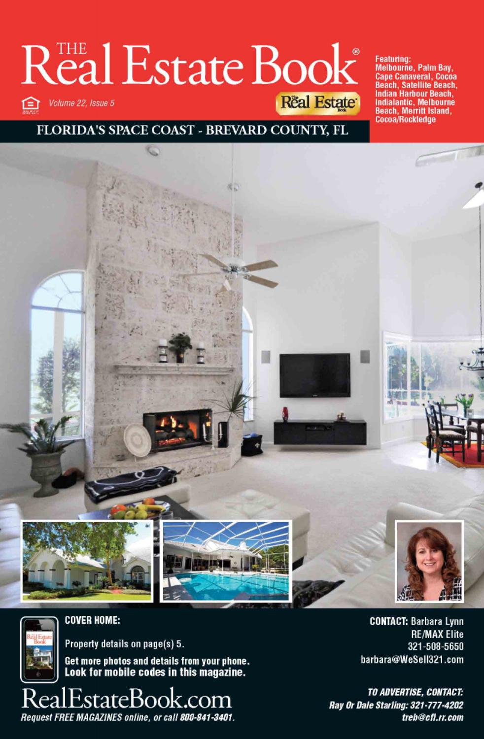 the real estate book of florida space coast brevard county by dale