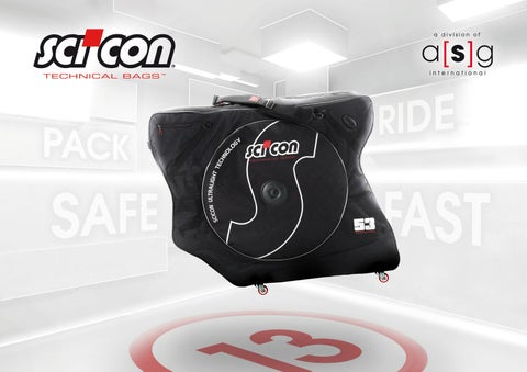 e5daac9f333b Scicon 2013 Catalogue by ASG Sport Solutions - issuu