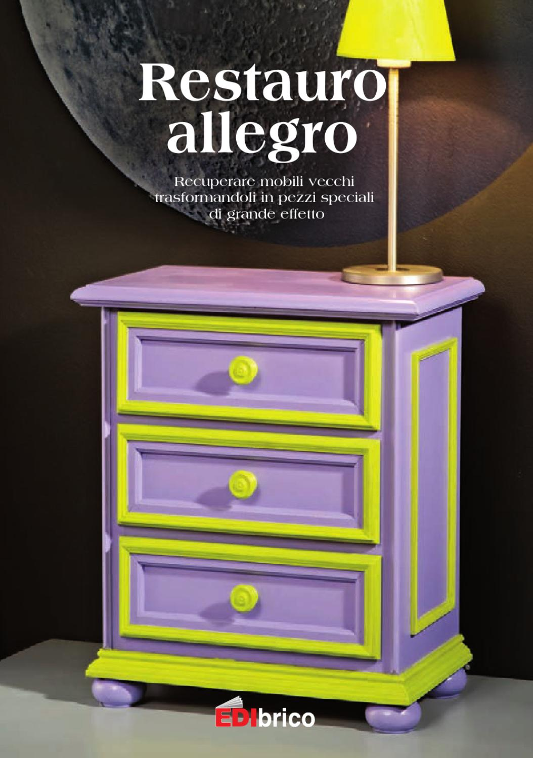restauro allegro by edibrico issuu