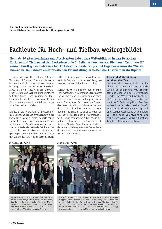 BAUKADER 4/2013 by Flurina Schenk - issuu
