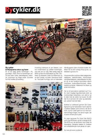 226cd97651a Ry cykler & Husqvarna skov og have En af de rigtig gamle forretninger i Ry,  grundlagt i 1928. Her er to forretninger i en. Du kan købe cykler,  plæneklippere ...