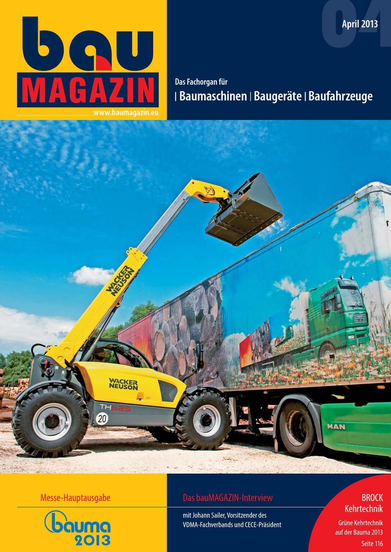 bauMAGAZIN April 21 by SBM Verlag GmbH   issuu