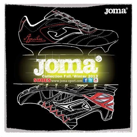 Catálogo Calzado Fall Winter de JOMA 2013 by JOMA SPORT - issuu d22655fe7fb55