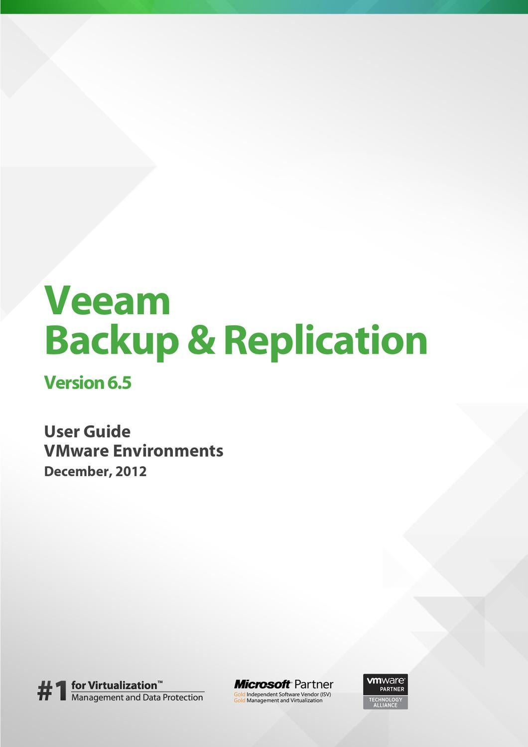 Veeam by jurgen stempler - issuu
