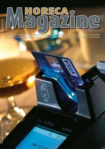 Horeca Magazine 125 By Services Pro Issuu
