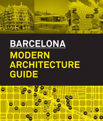 Barcelona: Modern Architecture Guide by Actar Publishers ...