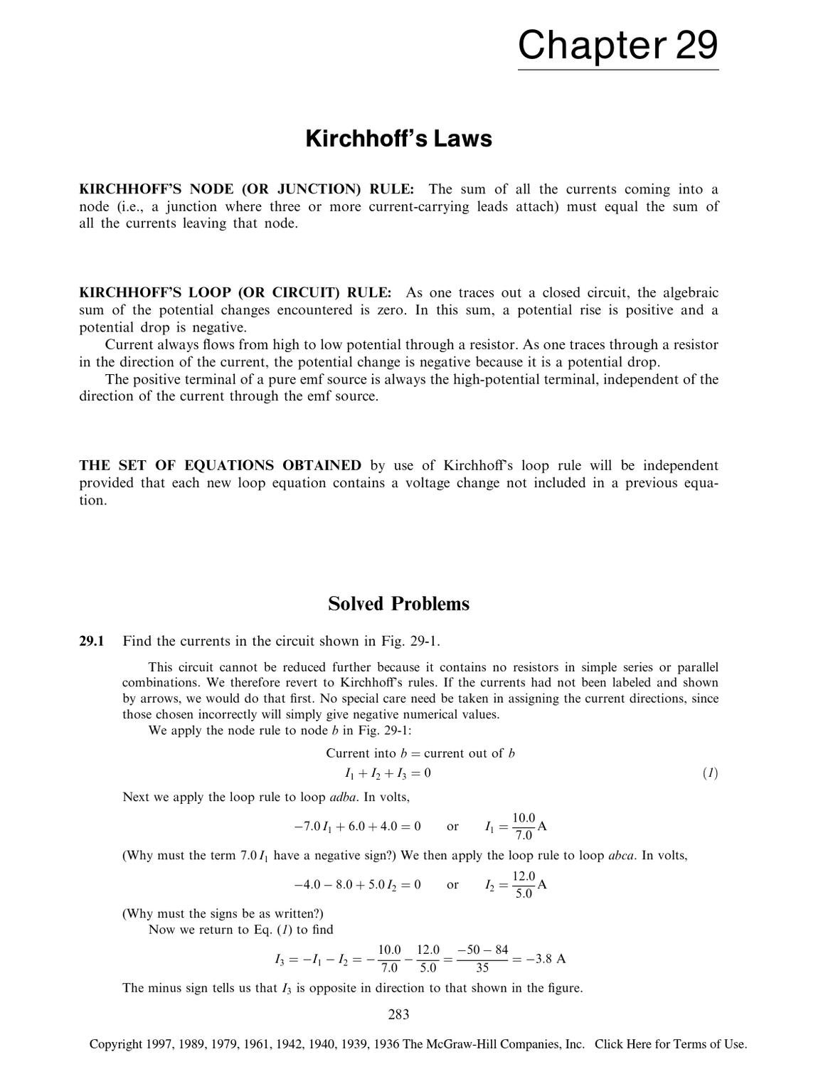Schaums Outline Of College Physics 9th Ed Bueche Hecht 0070089418 Electronic Circuits Schaum Series Pdf 1 By Karen Candia Issuu