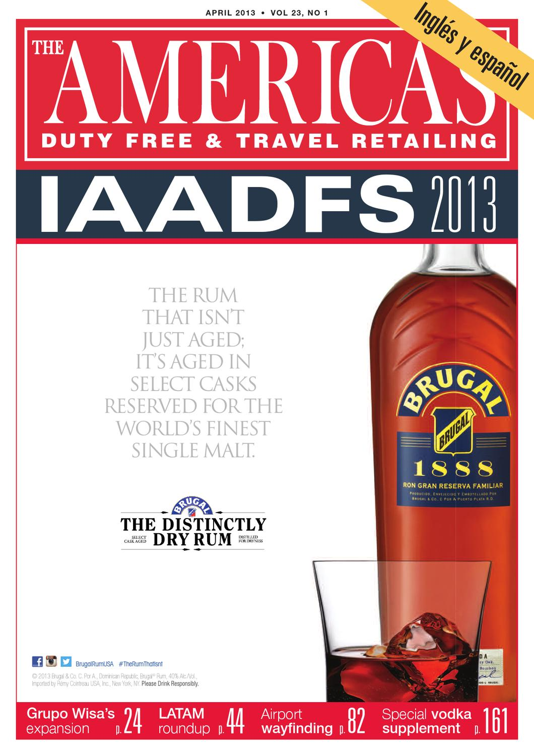 Americas Duty Free Travel Retailing By Global Marketing Company Ltd Issuu