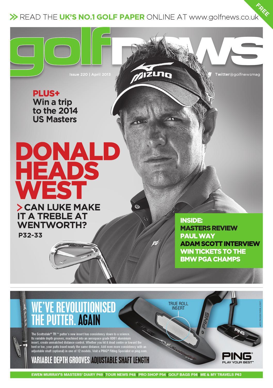 Golf News April 2013 by Golf News - issuu